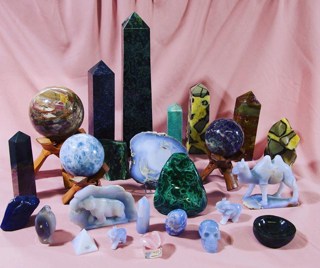 NJ Mineral, Fossil, Gem & Jewelry Show, Sept. 30 – Oct. 4, 2020